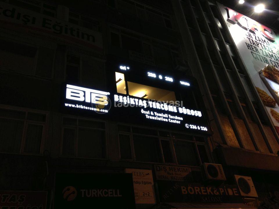 Beşiktaş Tercüme Bürosu