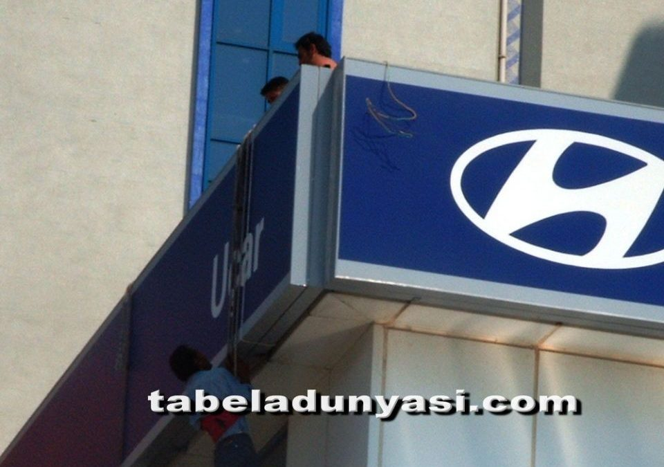 Hyundai Kurumsal Tabela