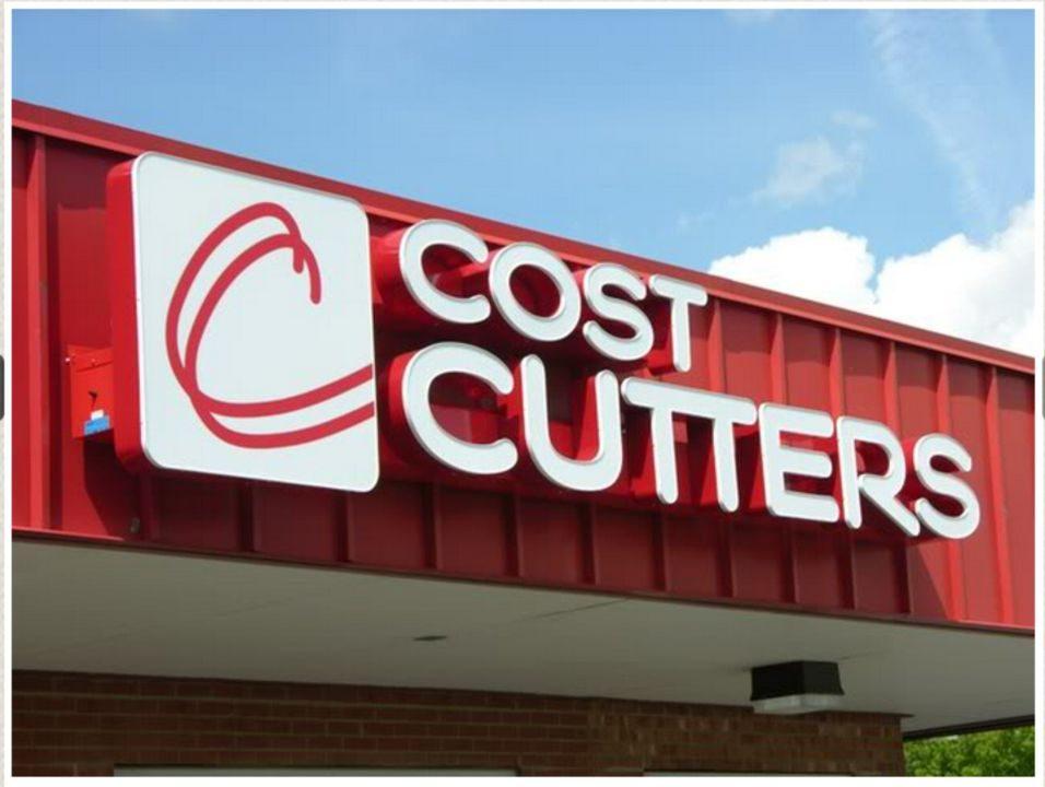 Cost Cutters Kutu Harf Tbalea