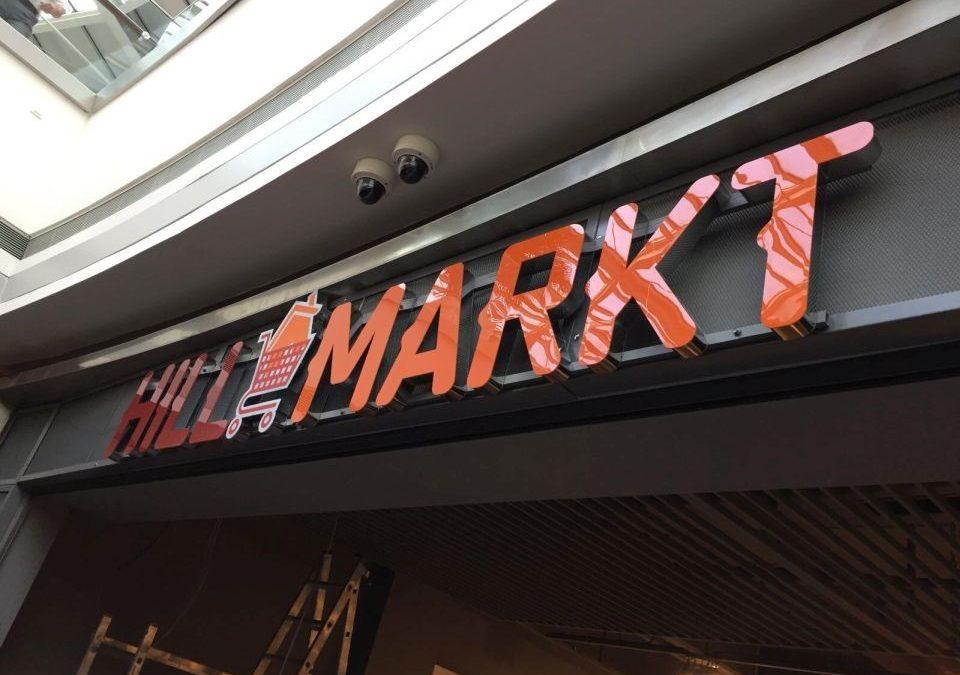 Hill Market Kutu Harf Tabela