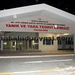 Kartal Devlet Hastanesi Kutu harf tabela