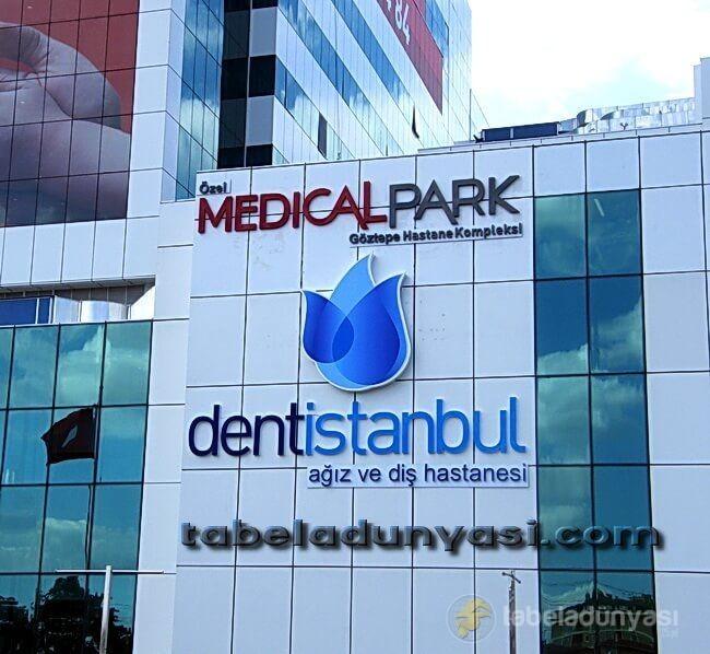 Medical park Catı tabela