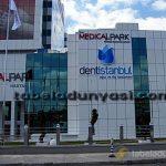 Medical Park Çatı Tabela