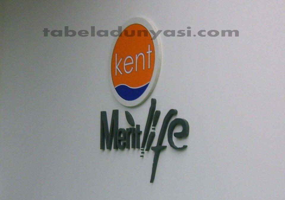 Merit Life Kutu Harf Tabela