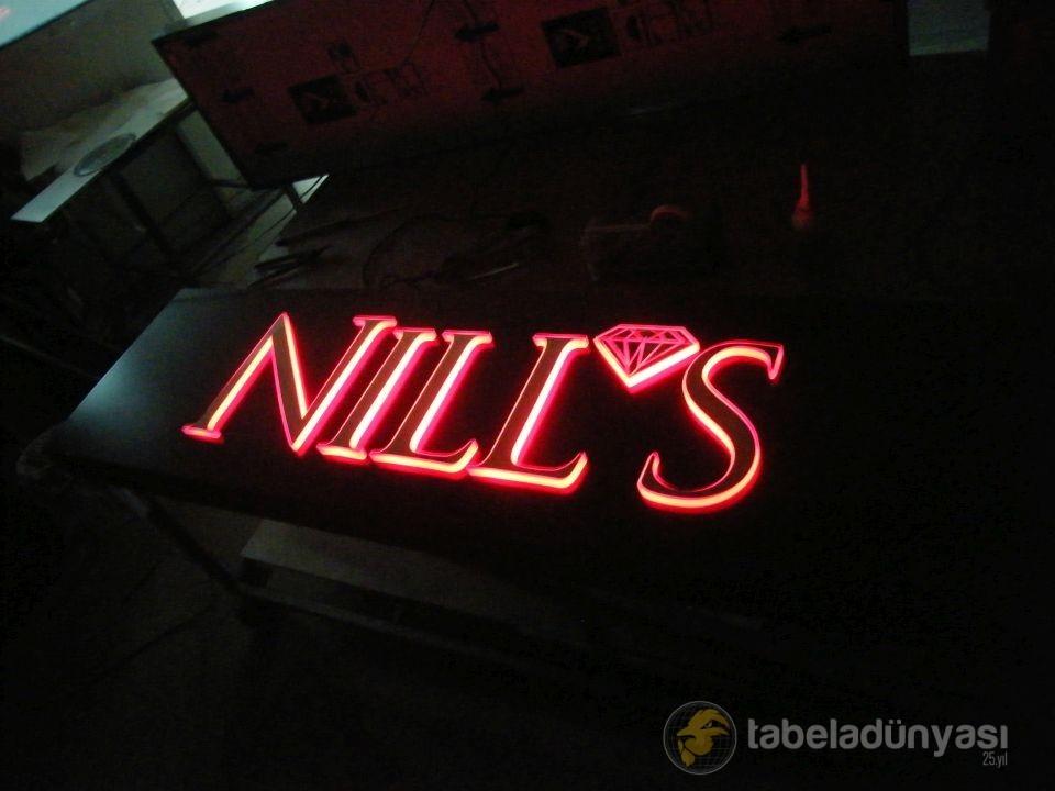 Nill's Kutu Harf Tabela