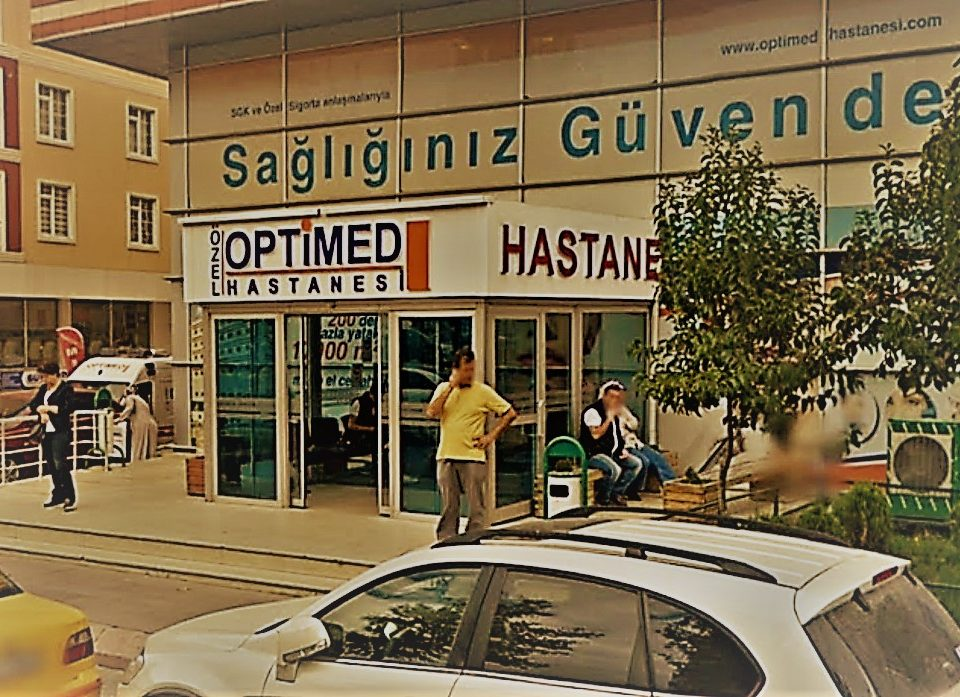 optimed hastanesi