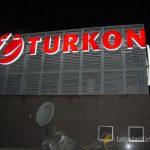 Turkon Çatı Tabela