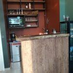 Eylul Cafe Ahsap bar banko tezgah