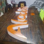 Alaaddın Kebap House Almanya Isıklı Kutu Harf Tabela