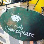 Caffe Shakespeare Eskıtme Tabela Imalat