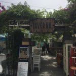 Nıspet Taverna Datca Ahsap Tabela Montaj