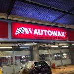 Autowax Oto Yıkama Işıklı Tabela Montaj