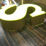 Fason kutu harf yapım