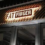Fat Fınger Eskıtme Kutu Harf Endırek led Aydınlatma Imalat
