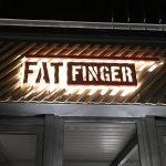 Fat Fınger Eskıtme Kutu Harf Endırek led Aydınlatma Montaj