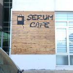 Namık Kemal Unıversıtesı Tıp Fakultesı Serum Cafe Ahsap Isıklı Kesme Harf Tabela