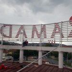 Ramada Otel Adapazarı (Sakarya) Isıklı Kutu Harf Catı Tabela