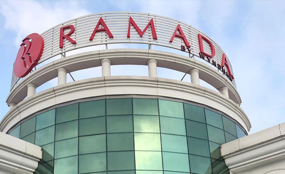 Ramada Otel Sakarya Isıklı Kutu Harf Catı Tabela