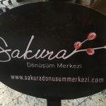 Sakura Donusum Merkezı Eskıtme Tabela