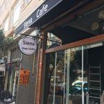 Sıena Burger&Coffe Besıktas Isıklı Ferforje Hazır Tabela Montaj