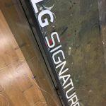 LG SIGNATURE Gravur Isıklı Tabela Uretımı