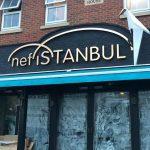 NefIstanbul Oxford Endırek Led Aydınlatma Sarı Gold Kutu Harf Uretım