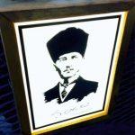 Ataturk Kosesı Mini Light Box