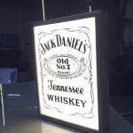 Jack Danıels Small Lıght Box