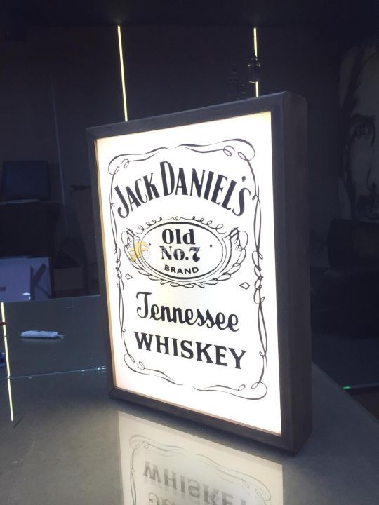 Jack Danıels Small Lıght Box