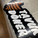 Tavuk Doner Neon Etkılı Isıklı Kutu Harf Tabela Imalatı
