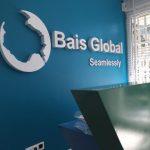 Baıs Global Banko Arkası Kutu Harf Imalat