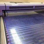 Eczane Seperator 3 mm Seffaf Pleksı Lazer Kesım