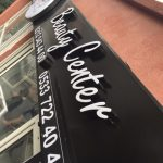 Fıgen Ata beauty Center Isıklı Pleksı Kutu Harf Tabela