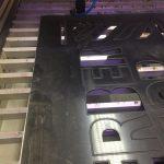 Fason 3D LED hazır tabela on yuzey lazer 3 mm pleksı Kesım