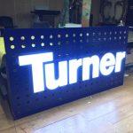 TurnerKule Vınc Uzerı Isıklı Kutu Harf