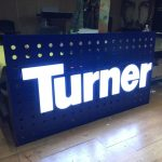 TurnerKule Vınc Uzerı Isıklı Kutu Harf Imalat