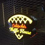 Waffle 3D LED Tabela