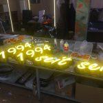 Uludag Grıll Almanya Isıklı pleksı Kutu Harf Tabela Imalatı