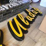 Uludag Grıll Almanya Kutu Harf Tabela Imalatı