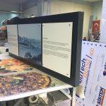 Turkiye Kultur Ve Truzim Bakanlıgı Rumeli Hisarı Muzesi Ayaklı Kule Bilgilendirme Tabela İmalatı