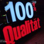 Qualite Almanya 3D LED TABELA