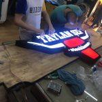 Taylan Sef Suadıye Işıklı Kutu Harf imalat