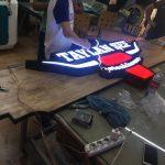Taylan Sef Suadıye içten Led Aydınlatma Kutu Harf imalatı
