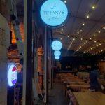 Tiffany Garden Suleymaniye Isıklı Cift taraflı Hazır Tabela Montajı