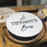 Tiffany Garden Suleymaniye Isıklı Hazır Tabela imalatı