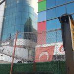 Cözüm Okulları Maltepe Cam Giydirme