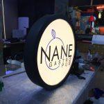 Nane Gastro Pub Isıklı Hazır Daire Tab