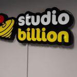 Studion Billion 3D Led Tabela