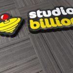 Studion Billion 3D Led Tabela imalatı