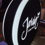Jardin Coffee Hause Isıklı Hazır Daire Tabela imalatı
